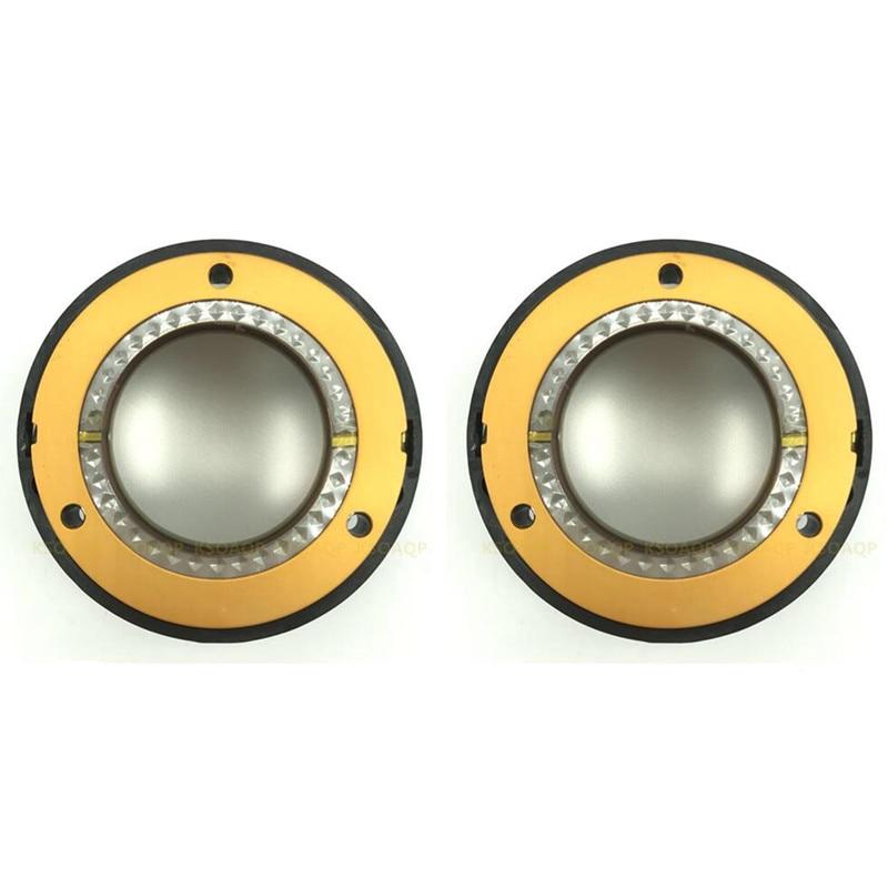 2 unids/lote diafragma para JBL 2416 2416 H 2416H-1 D8R2416, bocina de Audio, parte de 8 ohmios