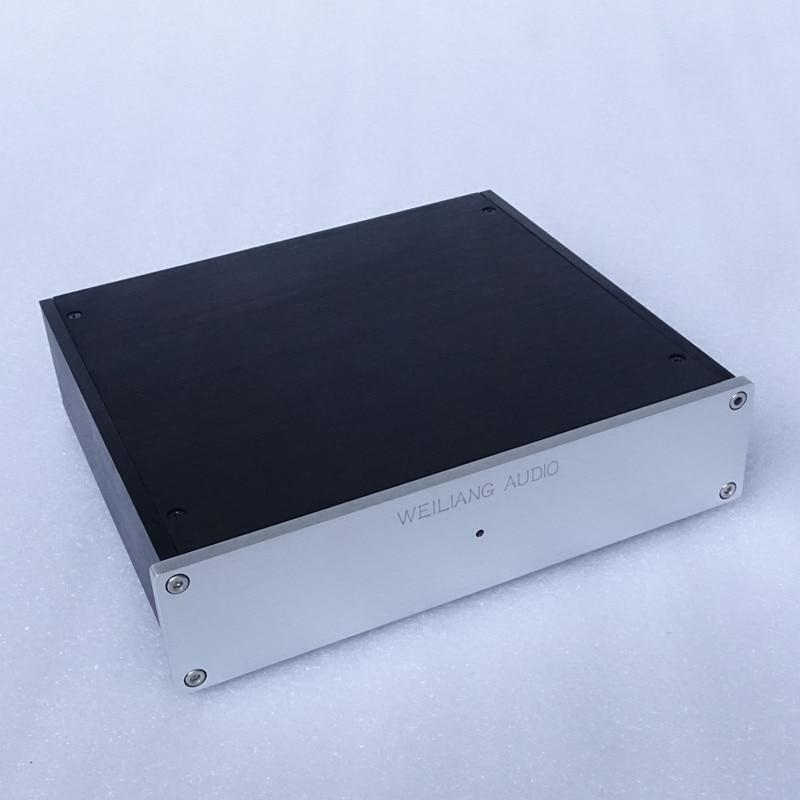 WEILIANG de AUDIO de alta fidelidad circuito dual tocadiscos MM/MC/etapa de phono