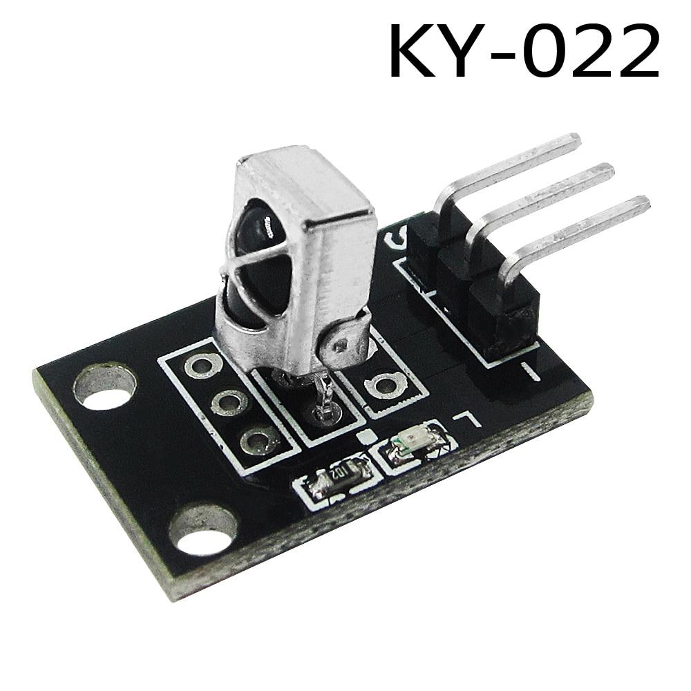 3pin KY-022 TL1838 VS1838B 1838 Universal IR Infrared Sensor Receiver Module Diy Starter Kit