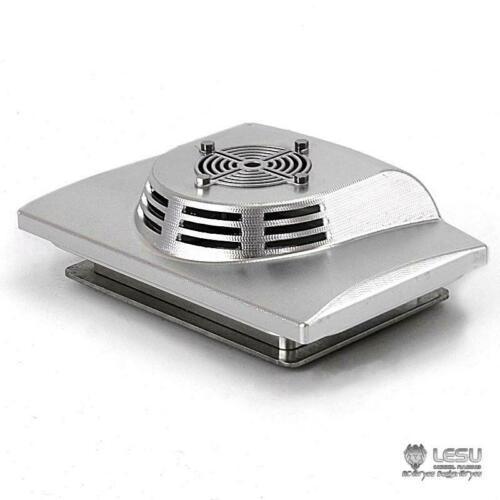 LESU Dach Klimaanlage Für Dekoration Nur 1/14 RC Tmy SCA R470 R620 Traktor Lkw Modell TH14125