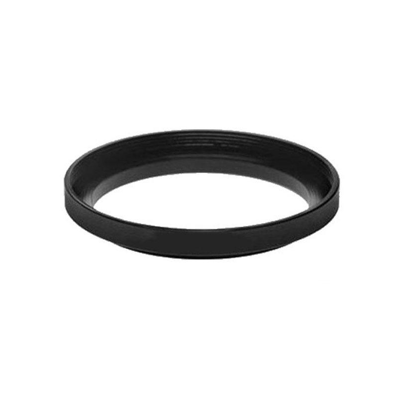 Metal negro 25mm-30mm 25-30mm 25 a 30 Step Up anillo adaptador para filtros cámara de alta calidad