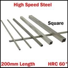 24*24*200 24X24X200 26*26*200 26X26X200 HRC60 Hss Vierkante Metaalbewerking Boring Bar Fly Cutter Snijden Draaibank Tool Bit