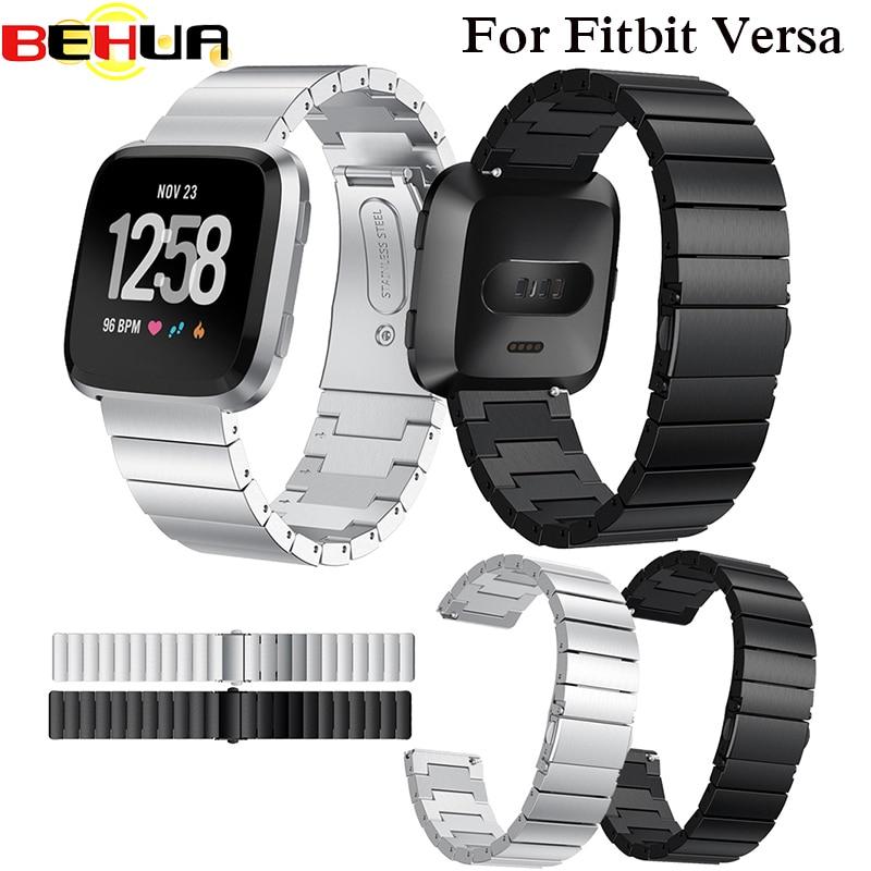 Strap For Fitbit Versa Bracelet Wrist Band Smart Accessories 130mm-200mm Elegant Soft Belt Luxury Replacement watch band 2018