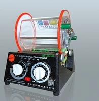 free shipping jewelry polishing machine 3kg rotary tumbler tumbler polishing machine 1pclot ghtool
