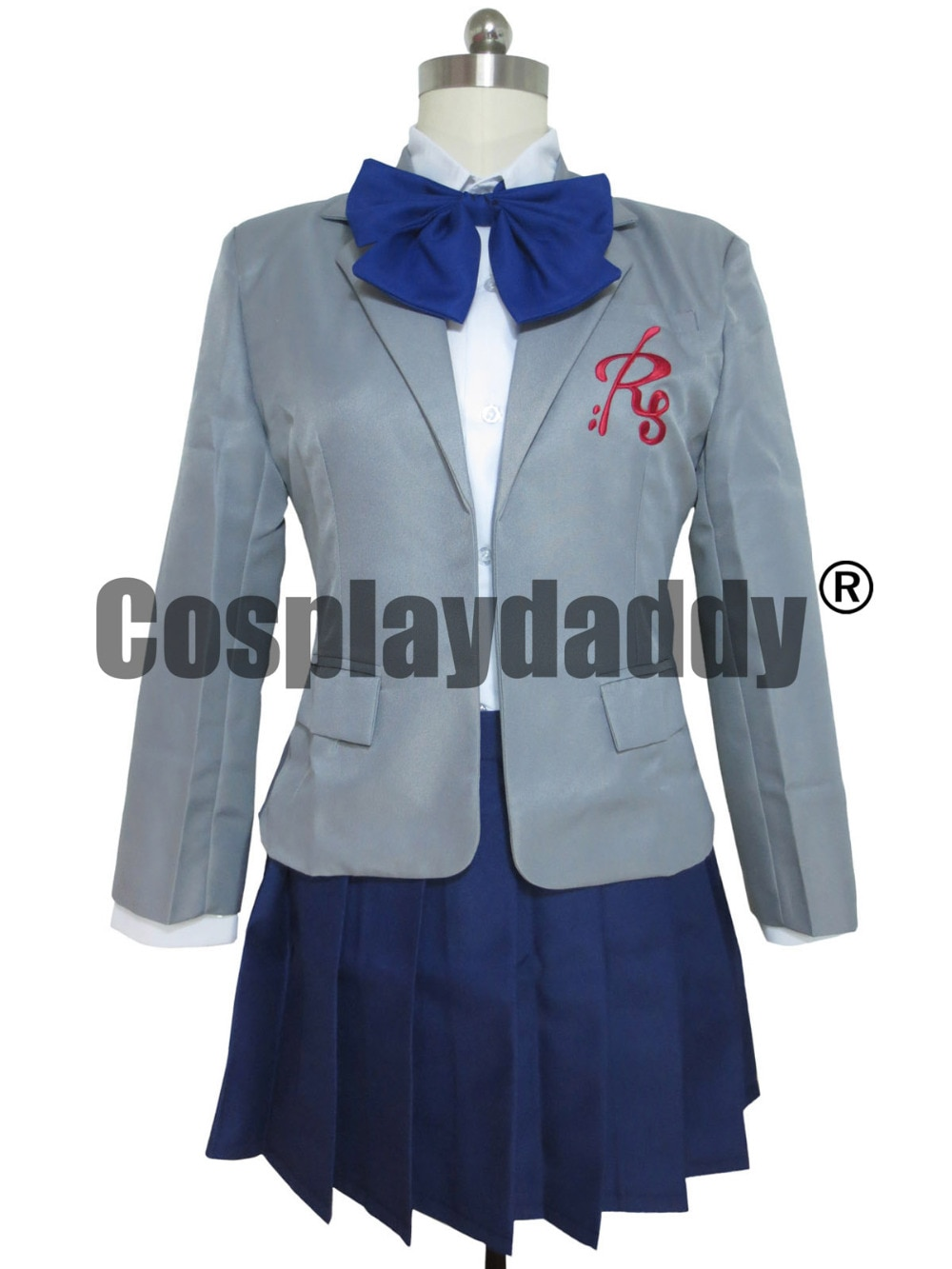 Shimban Gekkan Shoujo Nozaki-kun Chiyo Sakura disfraces, uniformes Cosplay