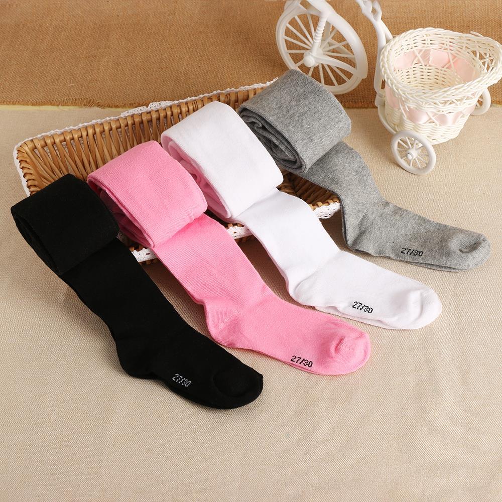 Pantis de algodón suave de 0 a 6 años para niños y niñas, medias de punto 2019 para Primavera/otoño/invierno, ropa infantil