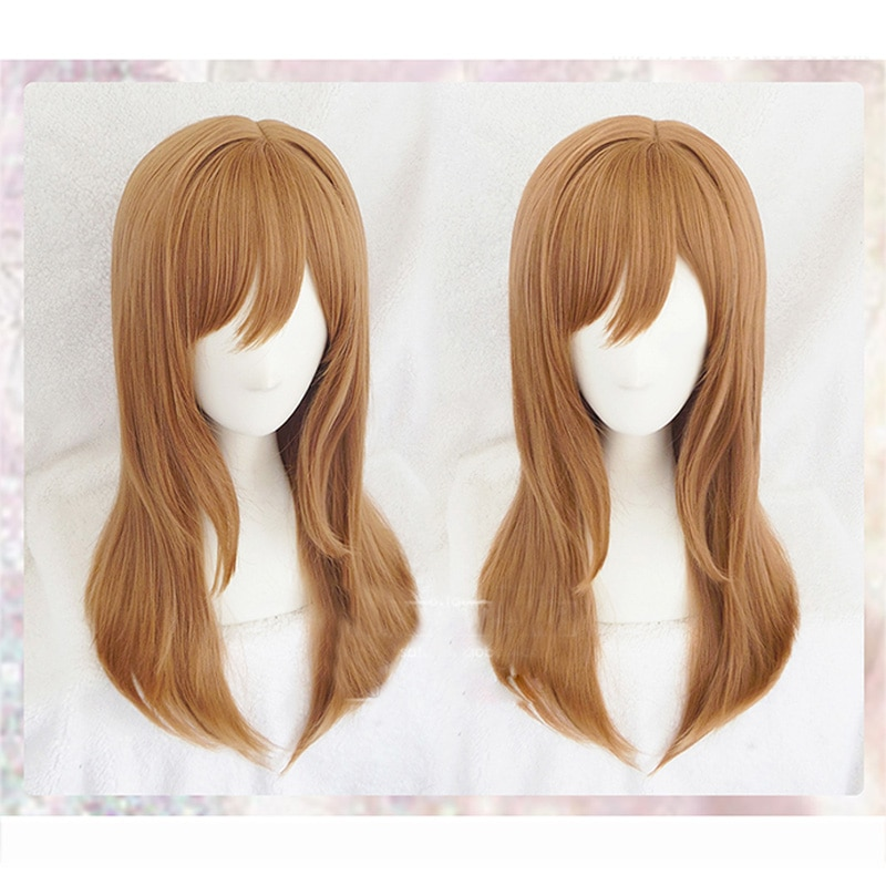 LoveLive Sunshine Kunikida ханамару парик osplay костюм Love Live женские волосы парики для вечеринок на Хэллоуин + париковая Кепка