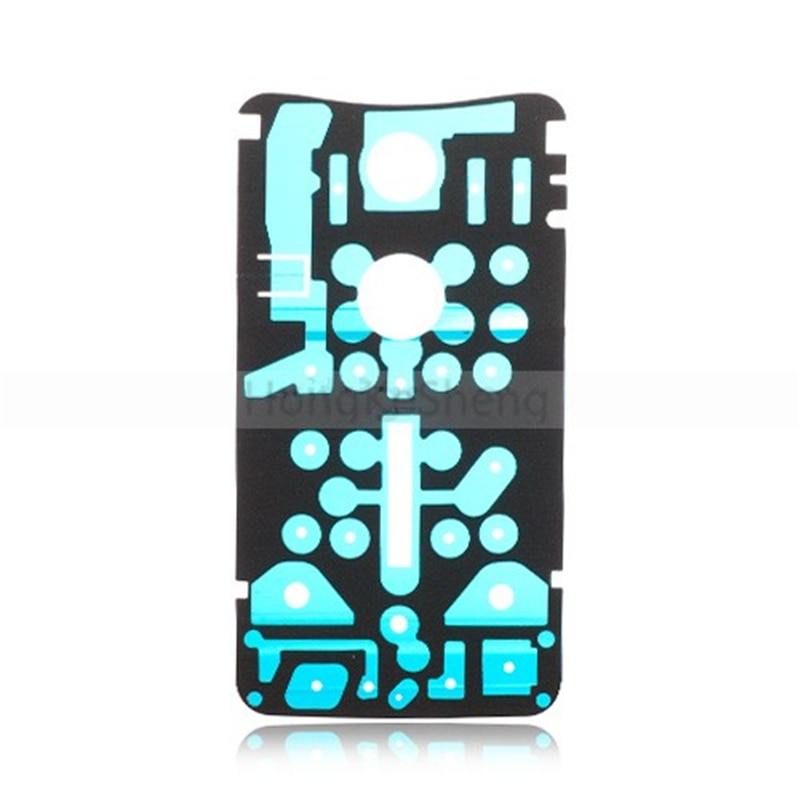 OEM Back Cover Sticker Replacement for Motorola Nexus 6 Shamu Nexus 6 XT1100 XT1