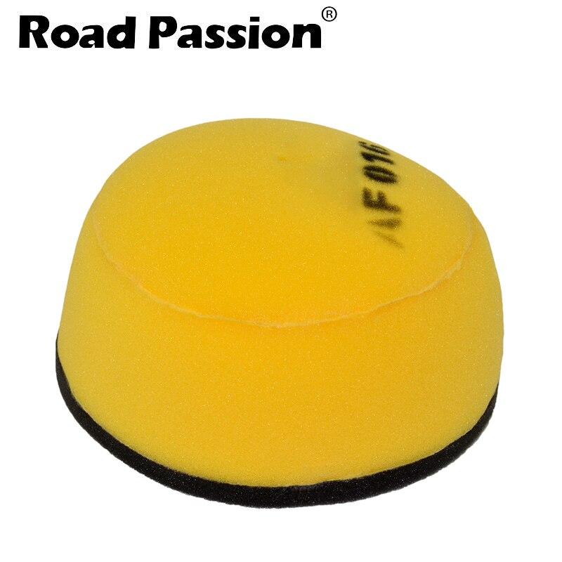 Road Passion de Filtro de aire para motocicleta para Kawasaki KDX200 1989-2006 KDX220R 1997-2005 KDX250 1991-1994 KLX250S 2006-2007 2009-2014