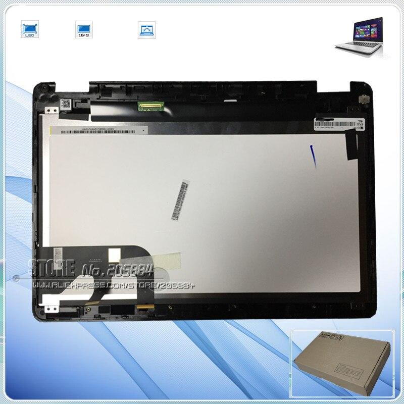 Для ASUS TP301UA /TP301U TP301UJ TP301UA TP301UA-C4018T TP301UJ Ноутбук LCD сенсорный экран/экран + Сенсорная сборка 13,3