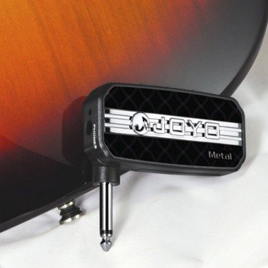Joyo JA-03 Mini ampli guitare amplificateur de poche Micro casque livraison gratuite