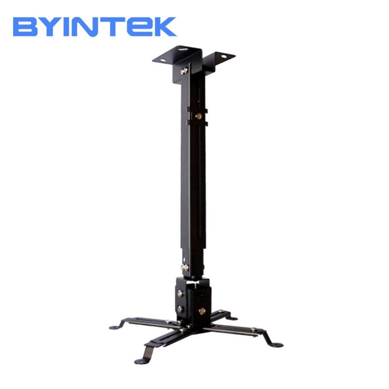 BYINTEK-حامل جهاز عرض عالمي ، مثبت على الحائط ، مع إمالة ، قابل للتعديل ، ضمان 5 سنوات ، فولاذ مقاوم للصدأ لـ K20 BT96plus K19
