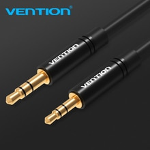 Vention Aux Cable 2.5 to 3.5 Audio cable 3.5mm to 2.5mm Aux Audio Cable For Car SmartPhone Speaker M