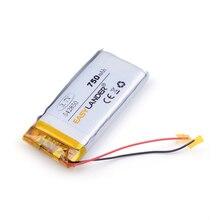 أفضل بطارية العلامة التجارية 3.7 فولت ، 750 مللي أمبير 542850 بليب ؛ بوليمر ليثيوم أيون/بطارية ليثيوم أيون ل dvr ، غس ، mp3 ، mp4 ، هاتف محمول ، اللوحي batte