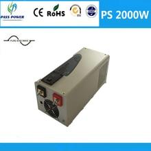 Onduleur solaire à onde sinusoïdale Pure 2000W   Onduleur de caravane, basse fréquence