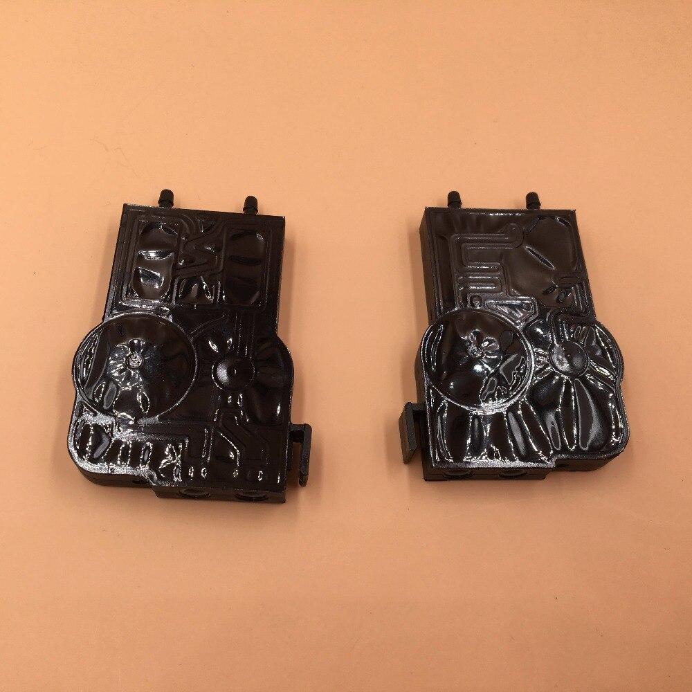 10 unids/lote DX7 5113 compuerta de tinta UV para Epson WF-5113 DX7 UV amortiguador