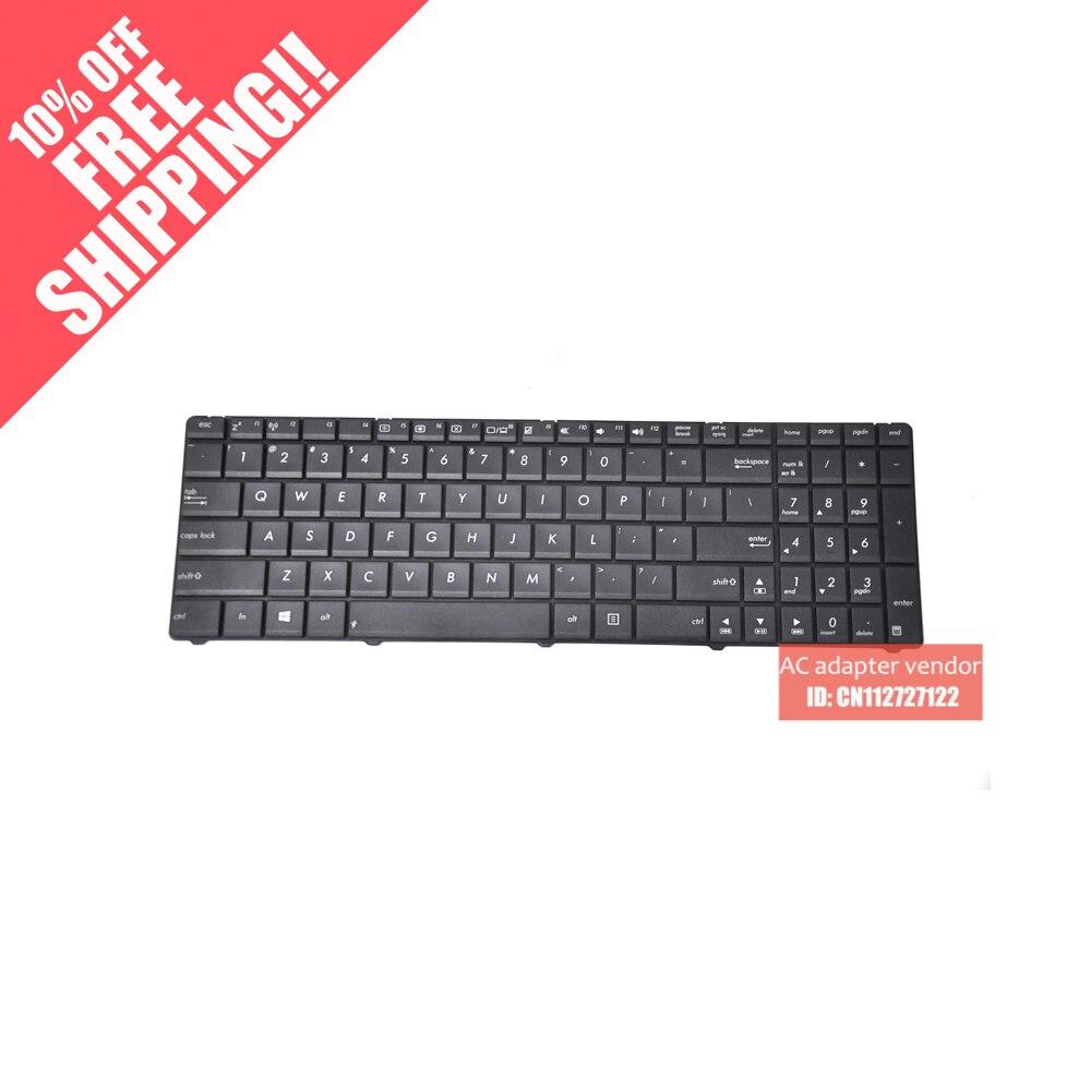 PARA Asus N52D U50 N51 N60 X66 X61S U50A U50F X61 teclado do laptop