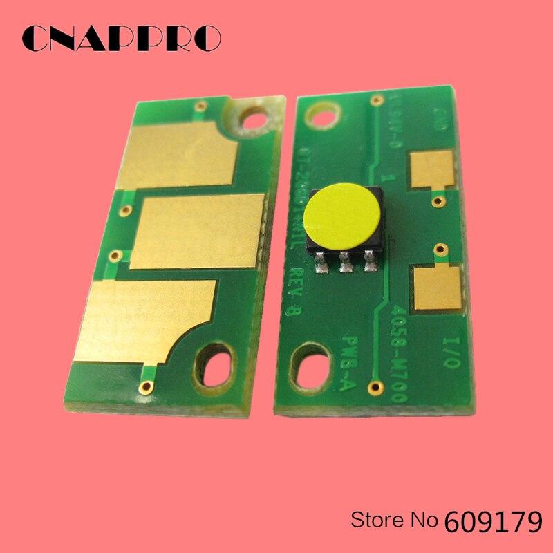 Un conjunto MF25 MF25 + Chip de tambor para oliveetti D-Color MF 25 25 + Chips de imagen