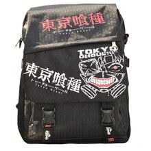FAIRY SERAPHIM Tokyo Ghoul Backpack Printing Cartoon Style Children Shoolbag Flap Cover Design Teenager Bag