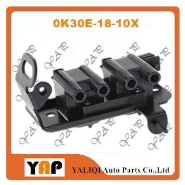 New Engine parts starter rod FOR FITKIA Shuma 1.6L L4 0K30E-18-10X 2001-2004