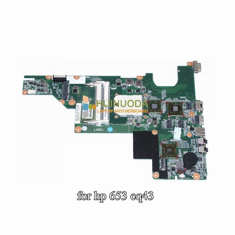 NOKOTION 646981-001 para HP Compaq CQ43 635 portátil placa base gráficos Radeon ddr3