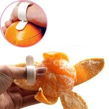البلاستيك الفاكهة مقشرة البرتقال سهلة القطاعة الليمون القاطع الحمضيات تقشير آلة HFing