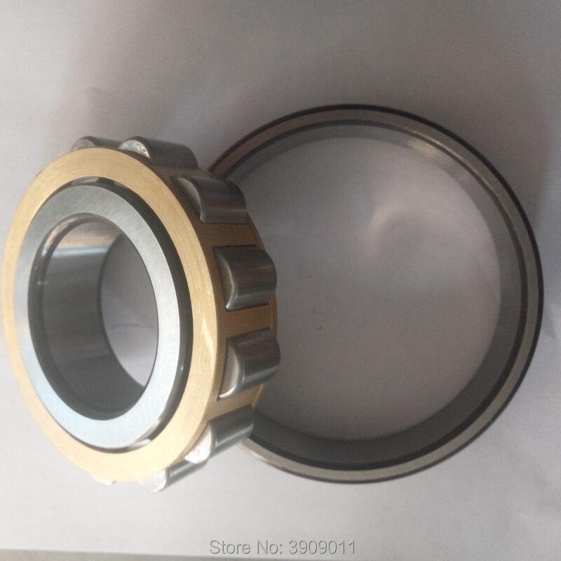SHLNZB تحمل 1 قطعة N2234 N2234E N2234M N2234EM N2234ECM C3 170*310*86 مللي متر النحاس قفص محامل البكرة الأسطوانية