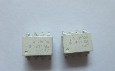 A7800 A7800A HCPL-7800 HCPL7800 optocoupler parche SOP-8 nuevo original caliente
