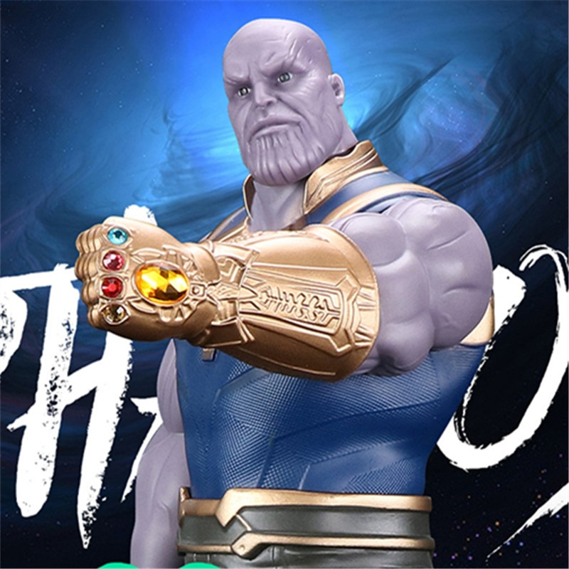 2020 New Fashion Marvel Toys the Avengers 3 INFINITY WAR Thanos PVC Action Figures Figure Collectible Models Superhero