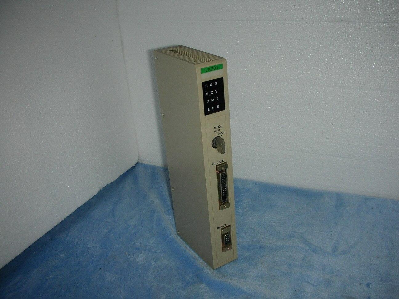 1 قطعة تستخدم اومرون PLC C500-LK201-EV1 وحدة اومرون