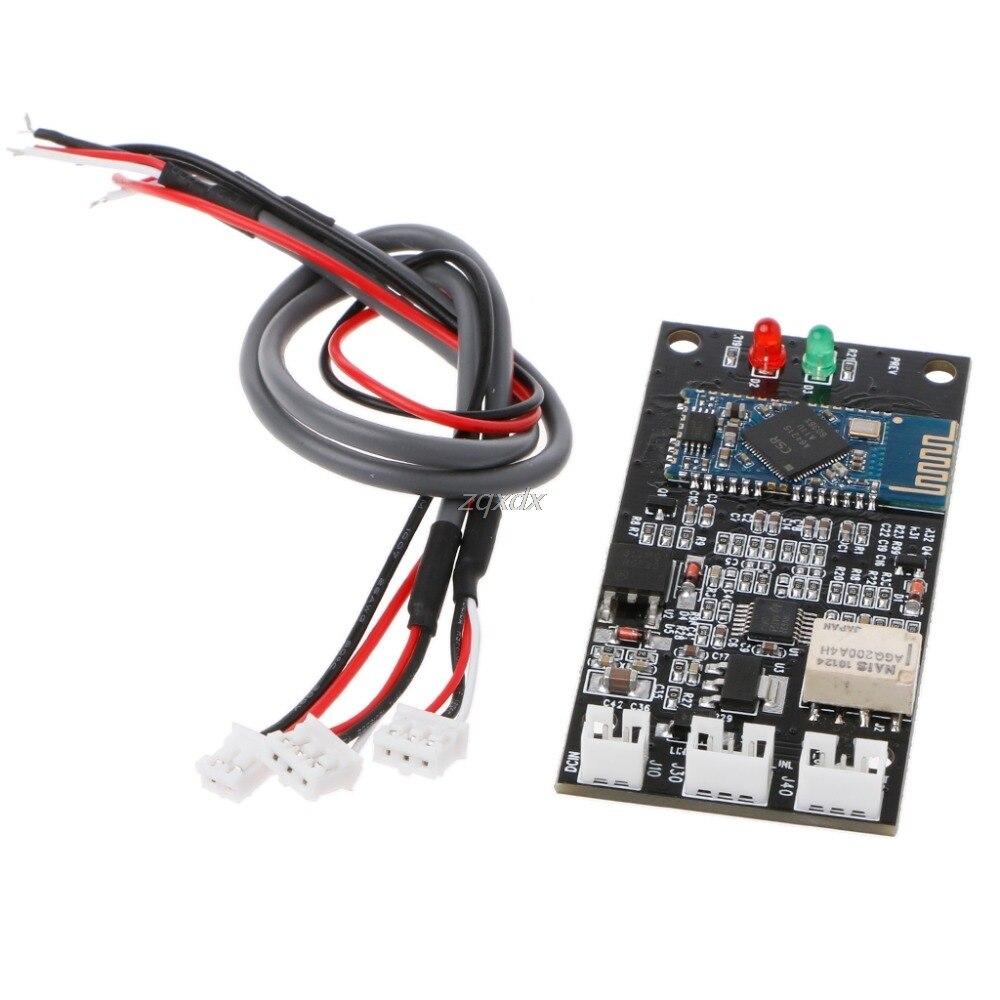 CSR64215 Amplifier 4.2 Wireless Lossless Bluetooth Audio Stereo Receiver Board Drop ship