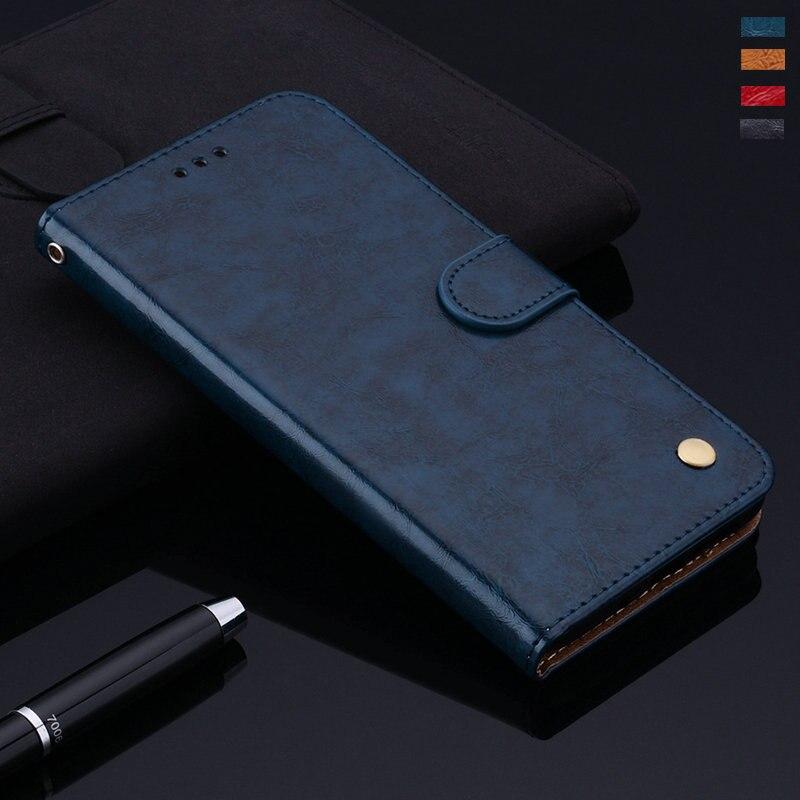 Para Huawei P Smart 2019 Funda de lujo Huawei P Funda inteligente 360 Funda protectora de cuero PU para Huawei P Smart2019 Funda con tapa