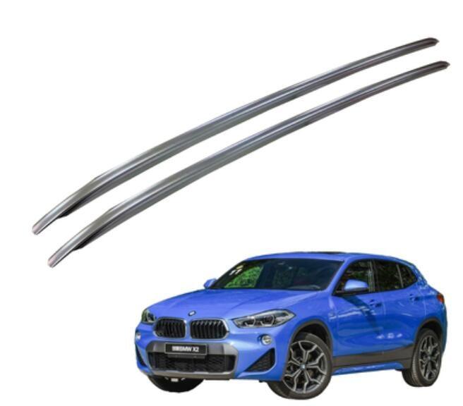 High Quality Aluminium Alloy  For Car Roof Rack Baggage luggage Bar BMW X2 F39 2018 2019 2020