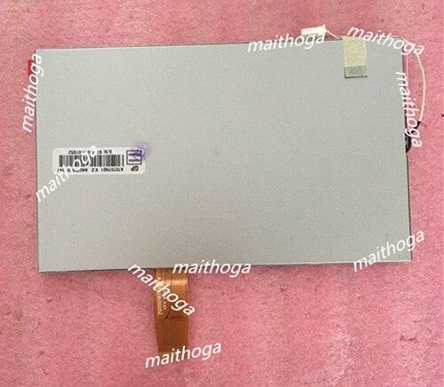 INNOLUX 7.0 inch 26P TFT LCD Display Screen AT070TN01 V.2 480(RGB)*234 CCFL Backlight