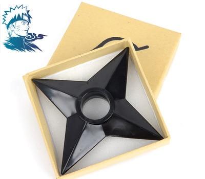 Naruto Ninja Uzumaki Kunai Arme de Jet Requisiten Cosplay Couteau En Plastique Uzumaki Naruto Hatake Kakashi pfeil Vier-ecke darts