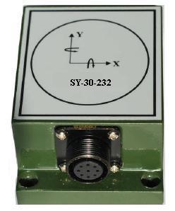Inclination sensor Biaxial inclinometer Level Double Axis High Precision Digital SXZ-30