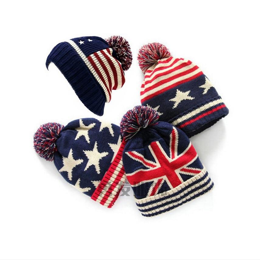 Зимняя женская шапка, американская искусственная шерстяная зимняя женская шапка, женская шапочка