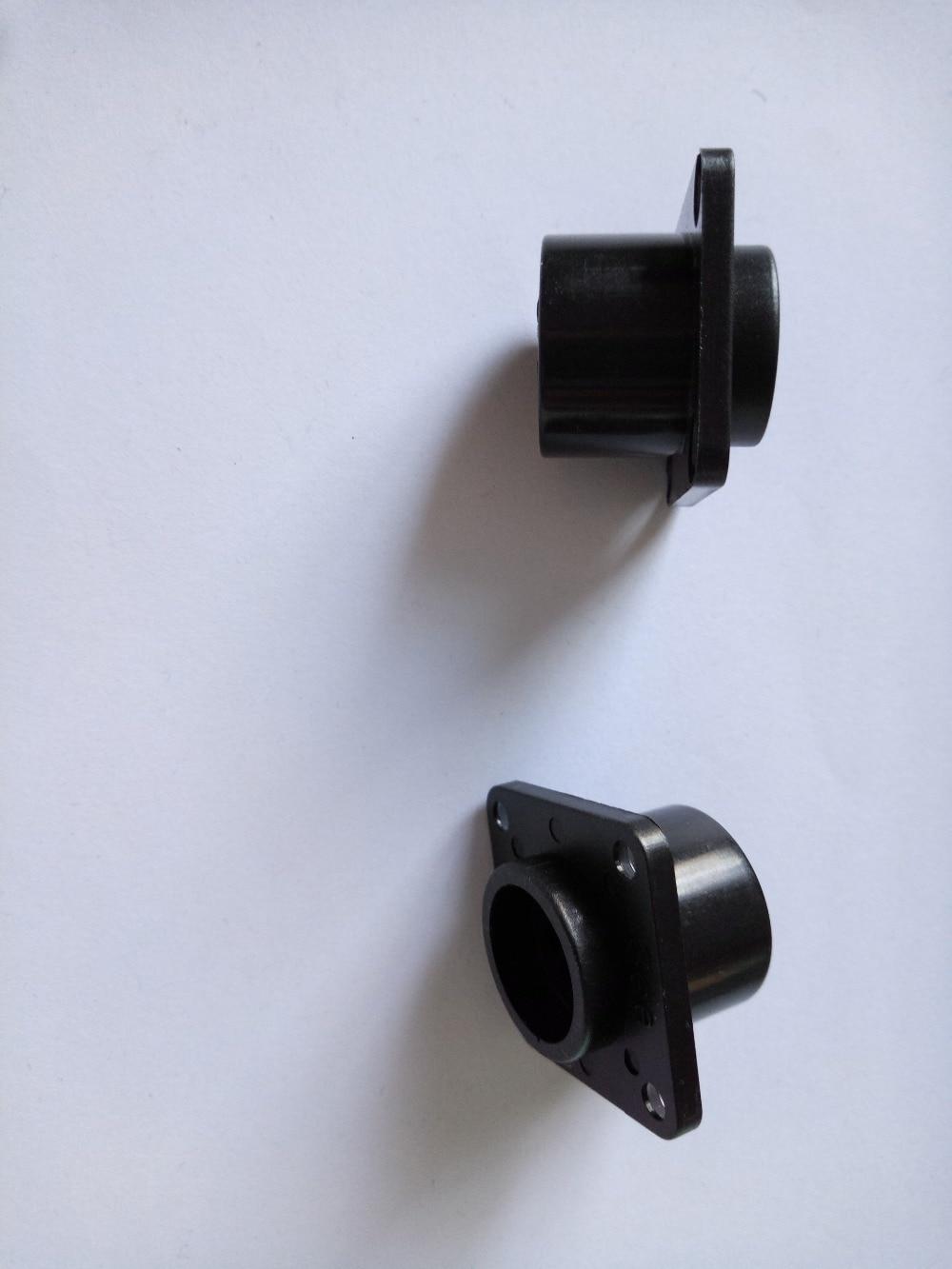 kmtkeramed 5/32 in. ID Barbed to Readel air socket, Plastic, Packaging: 2piece/pk