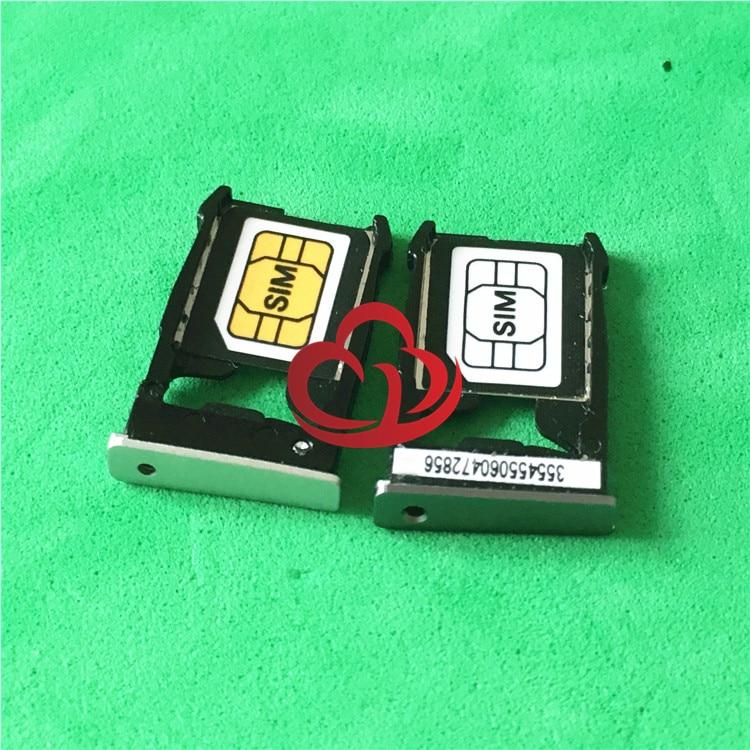 Titular de la tarjeta Sim bandeja para Motorola Moto X + 1 2nd Gen X2 XT1092 1093, 1094, 1095, 1096, 1097 Sim bandeja