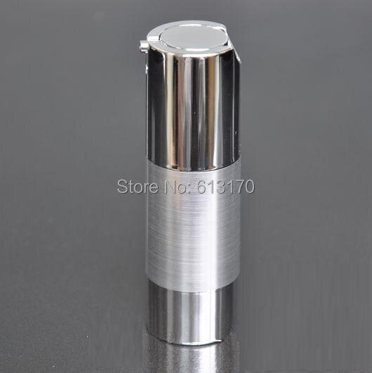 10 Uds 30ml botella de silicona sin aire contenedores cosméticos botella con bomba de vacío para hombre o mujer diy botella vacía envío gratis