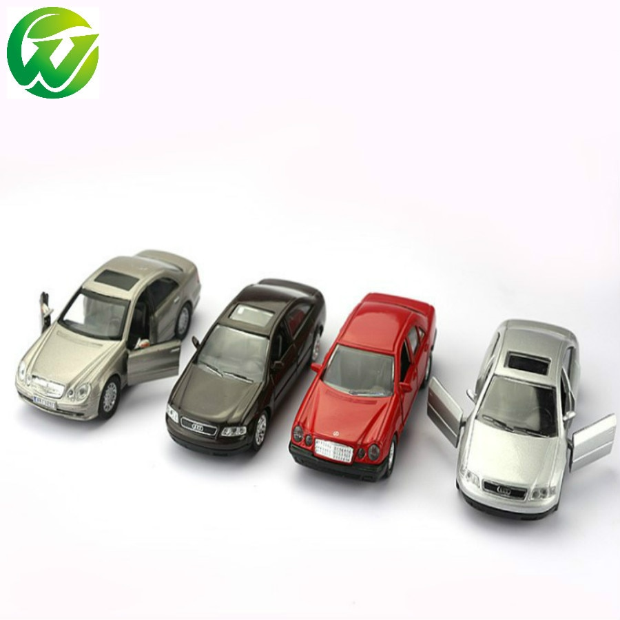 1/50 1/64 1/75 1/87 Ho Scale Model Alloy Metal Quality Light Cars For Architecture Model Making
