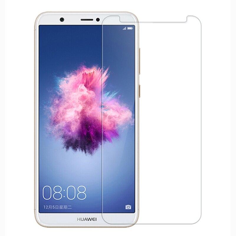 Huawei P vidrio inteligente Huawei P vidrio templado inteligente Huawei P Protector Pantalla inteligente 9H película de vidrio para Huawei PSmart FIG-LX1