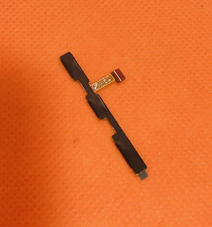 Botón de encendido y apagado Original Flex Cable FPC de tecla de volumen para Cubot X18 MT6737T Quad Core envío gratis