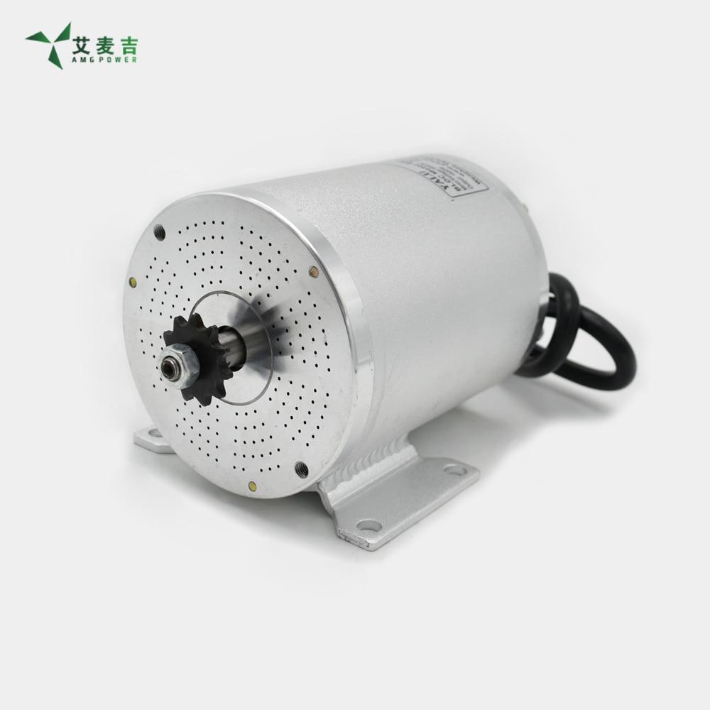 BM1109-kit de conversión de bicicleta eléctrica, Motor de CC sin escobillas de...