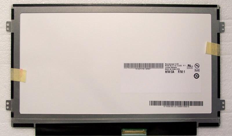 Бесплатная доставка 10,1 тонкий ЖК-экран для lenovo ideapad s110 s100 ноутбук замена дисплей B101AW06 v.0 v.1 N101L6-L0D