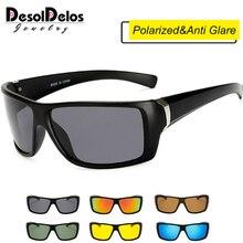 2019 New Polarized Sun Glasses Top Quality Men Sunglasses Driving Fashion Travel Eyewear Brand UV400