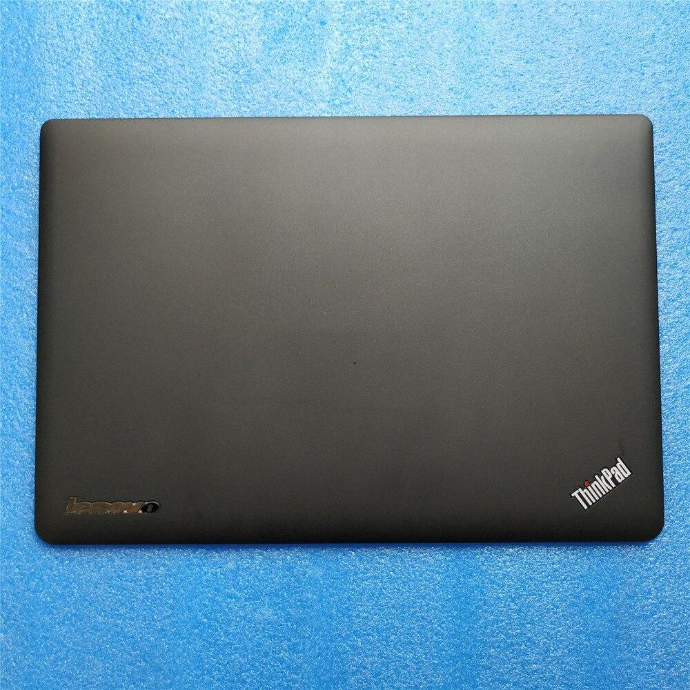 New Original Laptop Cover for Lenovo Thinkpad E430 E435  LCD Back Lid shell screen Top Rear 04W4162