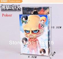 Aanval Op Titan Poker Karakter Dek Anime Poster Poken Groot Formaat Hoge Kwaliteit Afdrukken