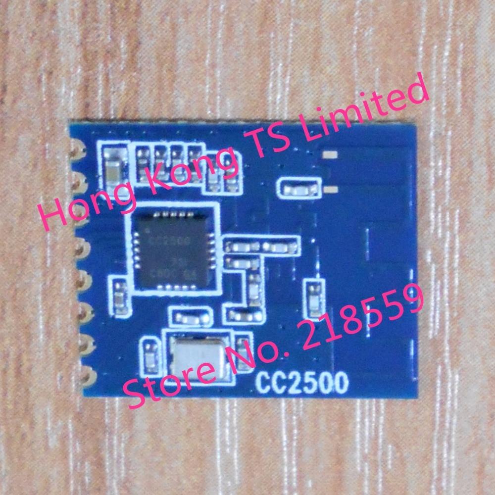 VT-CC2500-M1 SMD wireless transceiver module CC2500 active RFID 2.4G wireless data transmission module