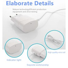 Cargador rápido para iPhone 7 8 X XS Cable USB EU cargador tipo C Micro para Samsung S8 S9 HUAWEI adaptador de viaje de pared